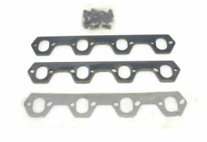 PATRIOT EXHAUST #H7842 Header Flange Kit - SBF 5/16 Thick