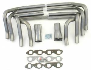 PATRIOT EXHAUST #H8005 BBC Weld Up Header Kit Sprint Style 2in Dia