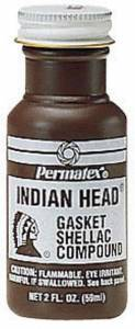Indian Head Gasket Shellac Compound