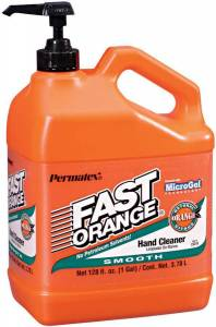PERMATEX #23218 Fast Orange 1 Gallon