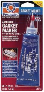 PERMATEX #51813 50 ML Anaerobic Gasket Maker