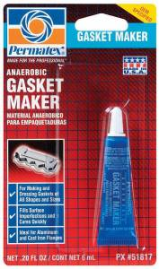 PERMATEX #51817 6 ML Anaerobic Gasket Maker