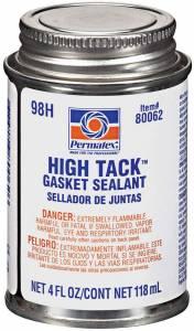 PERMATEX #80062 4 Oz High Tack Adhesive