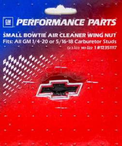 PROFORM #141-322 Air Cleaner Center Nut- Small Bowtie