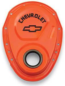 PROFORM #141-783 Timing Chain Cover - 69-91 GM Orange