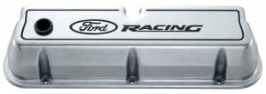 PROFORM #302-001 Ford Racing Aluminum Valve Covers Polished