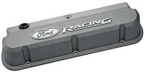 PROFORM #302-137 Ford Racing Valve Covers - Slant Edge