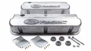 PROFORM #302-146 Ford Racing Valve Covers Slant Edge Powdercoat