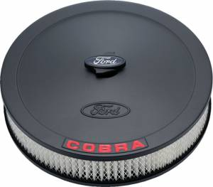 PROFORM #302-372 Ford Cobra Air Cleaner Kit Blk Crinkle