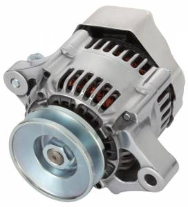 PROFORM #66433 GM Mini Alternator 1 Wire 50 Amp Polished