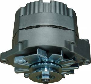 PROFORM #66434 GM Alternator - 100A 1-Wire Natural Finish