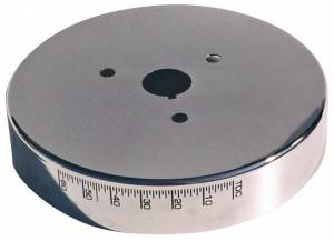 PROFORM #66517CC Chrome 6-3/4in Harmonic Balance Cover