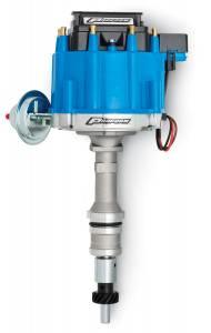 PROFORM #66983B Ford 351W HEI Electronic Distributor - Blue Cap