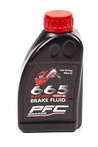 PERFORMANCE FRICTION #25.0037 Brake Fluid RH665 500ml Bottle Each