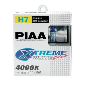 PIAA #17655 H7 110w Xtreme White Bulb Twin Pack