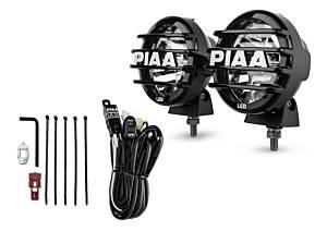 PIAA #5572 LP550 LED Light Kit - Driving Pattern