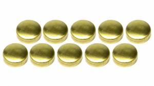 PIONEER #EPC-41-B-10 Expansion Plugs - 1-5/8 Brass (10pk)