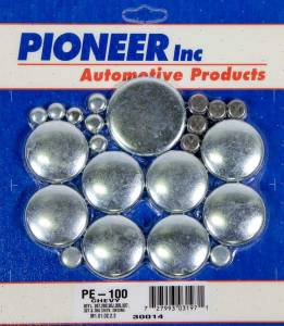 PIONEER #PE-100 350 Chevy Freeze Plug Kit