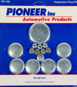 PIONEER #PE-108 302 Ford Freeze Plug Kit