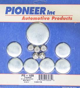 PIONEER #PE-109 400 Ford Freeze Plug Kit