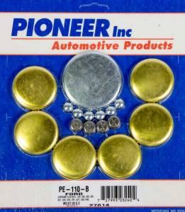 PIONEER #PE-110-B 390 Ford Freeze Plug Kit - Brass