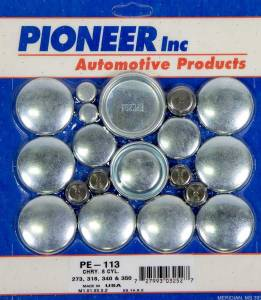 PIONEER #PE-113 318 Dodge Freeze Plug Kit