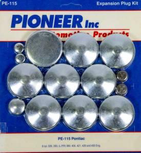 PIONEER #PE-115 350 Pontiac Freeze Plug Kit