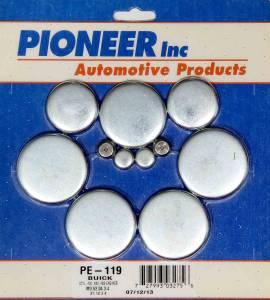 Buick 400-455 Freeze Plug Kit