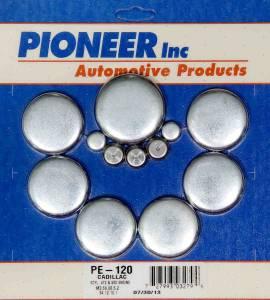 PIONEER #PE-120 Cadillac V8 Freeze Plug Kit