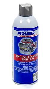 PIONEER #T-62-A Engine Paint - High Heat Aluminum