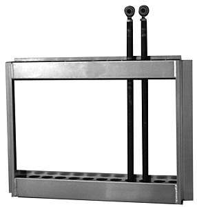 PIT-PAL PRODUCTS #134 Torsion Bar Rack 24in