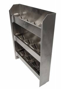 PIT-PAL PRODUCTS #139 Double Gear Storage Rack