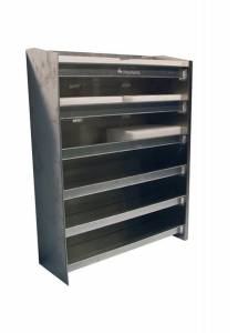 PIT-PAL PRODUCTS #143 QC Gear Case Rack Horizontal