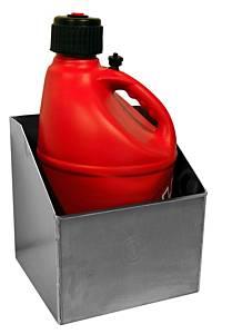 PIT-PAL PRODUCTS #180 Fuel Jug Rack 1 Jug 11.5x12x14