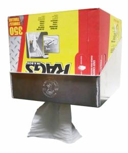 PIT-PAL PRODUCTS #209 Pop-Up Towel Holder 275ct