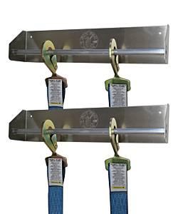 PIT-PAL PRODUCTS #219 Multiple Strap Hanger Set 17in 1pr