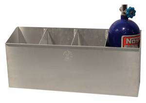 PIT-PAL PRODUCTS #251 Nitrous Bottle Rack 4 Bottle