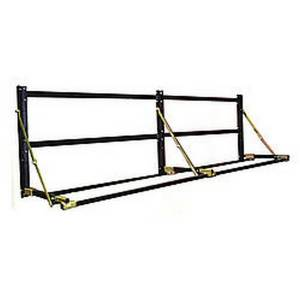 PIT-PAL PRODUCTS #295 Adjustable Tire Rack 64in Wide