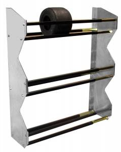 PIT-PAL PRODUCTS #389 Tire Rack 3 Tier Karting QM