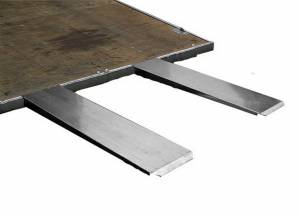 PIT-PAL PRODUCTS #699 Extension Ramps 1pr 14in x 36in