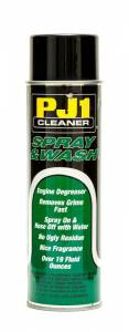 PJ1 PRODUCTS #15-20 Spray N Wash Degreaser