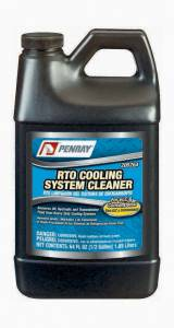 PENRAY COMPANIES #200264 RTO Cooling System Cleaner 1/2 Gallon  * Special Deal Call 1-800-603-4359 For Best Price