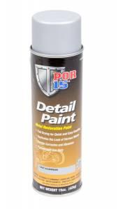 POR-15 #41618 Detail Paint Cast Alumin um 15oz Aerosol