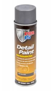 POR-15 #41718 Detail Paint Cast Iron 15oz Aerosol