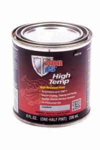 POR-15 #44316 High  Temperture Paint Aluminum 8oz