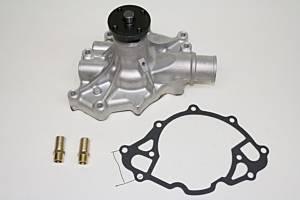 PRW INDUSTRIES INC #1430201 HP Aluminum Water Pump 86-93 SBF 5.0L