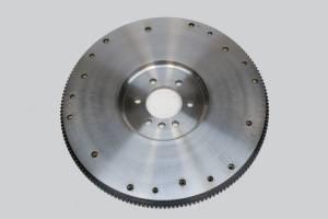 PRW INDUSTRIES INC #1635080 Steel SFI Flywheel - SBC 168 Tooth - Int. Balance