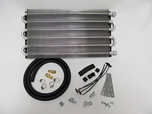 PERMA-COOL #13181 HD Diesel TransCooler Sy stem  3/8in NPT 21in