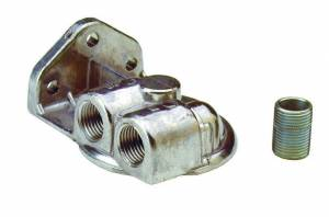 PERMA-COOL #1701 Oil Filter Mount Thread 3/4in-16 Ports 1/2in NPT