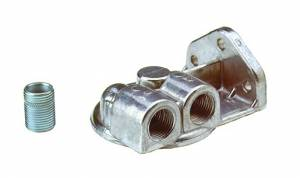 PERMA-COOL #1711 Oil Filter Mount  3/4in- 16  Ports: 1/2in NPT
